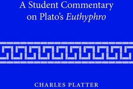 Platter Cover: A Student Commentary on Plato's Euthyphro (University of Michigan Press)